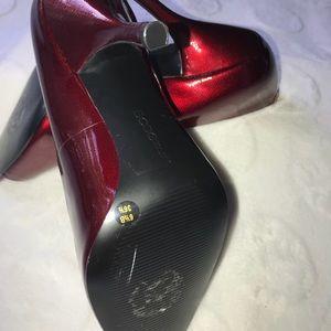 BCBGeneration Shoes - HOT!!! 🔥🔥NWOT Wine colored heels